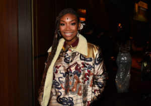 OXON HILL, MARYLAND - DECEMBER 05: Singer Brandy attends 2019 Urban One Honors at MGM National Harbor on December 05, 2019 in Oxon Hill, Maryland.