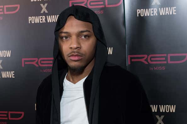NEW YORK, NY - NOVEMBER 01: Rap Artist Bow Wow attends the Bow Wow X Red By Kiss Launch on November 1, 2018 in New York City.