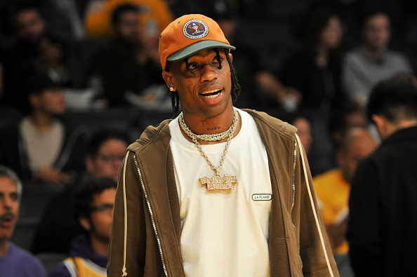 Travis Scott Is Reportedly Collaborating With Mcdonald S Hot97