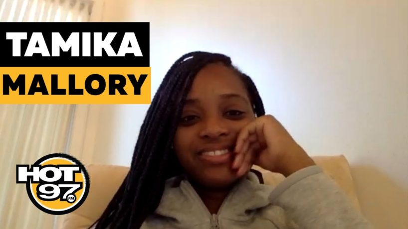 Tamika Mallory On Steps To Justice For Breonna Taylor