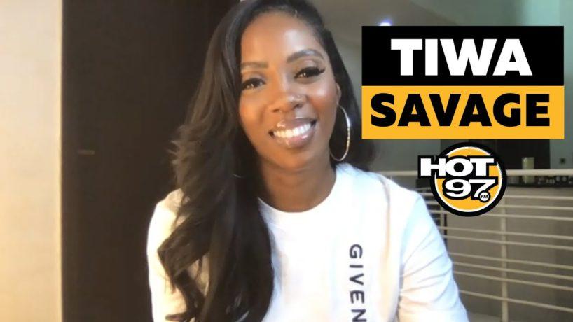 Tiwa Savage On Afrobeat, Beyoncé & Rape Culture In Nigeria