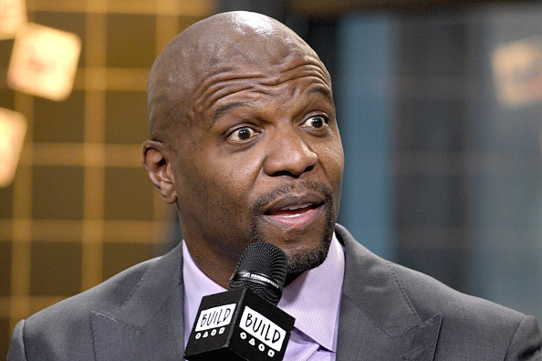 """Terry Crews visits the Build Series to discuss """"AGT: Champions"""" and the NBC Series """"Brooklyn Nine-Nine"""" at Build Studio on January 22, 2020 in New York City."""