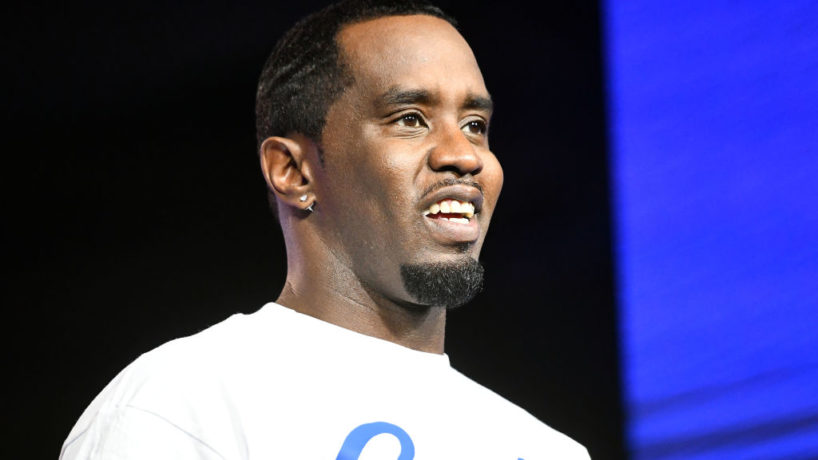LOS ANGELES, CALIFORNIA - OCTOBER 25: Rapper Sean 'Diddy' Combs attends the REVOLT & AT&T Summit on October 25, 2019 in Los Angeles, California.