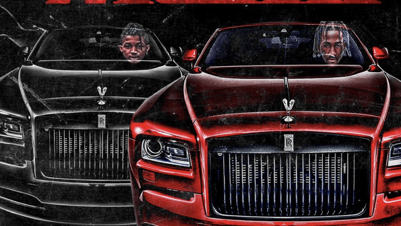 """Wraith"" by Ron Sumo ft. DDG cover art"