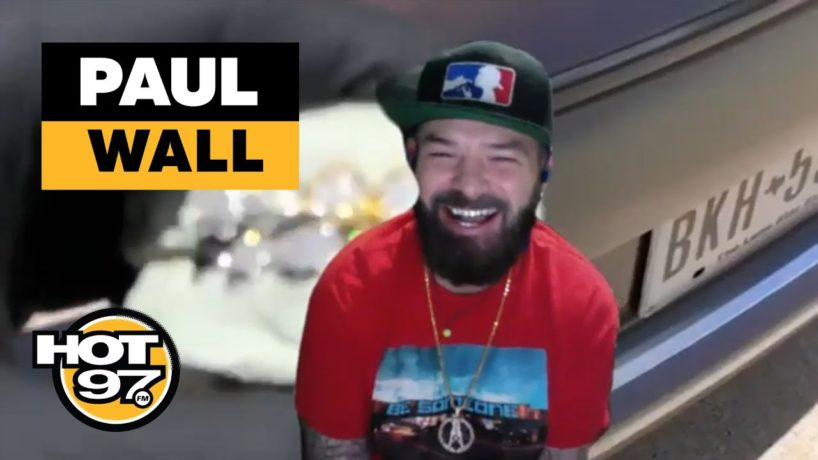 Paul Wall On Ebro in the Morning