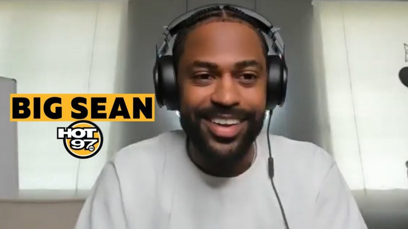 Big Sean On Ebro in the Morning