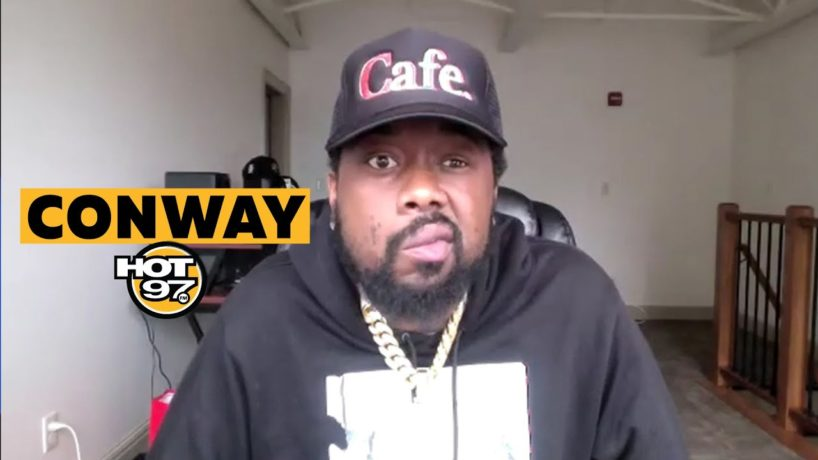 Conway on Ebro in the Morning
