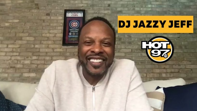 Jazzy Jeff On Ebro in the Morning