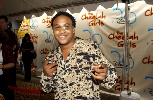 "Orlando Brown during New York Premiere of Disney's ""The Cheetah Girls"" at La Guardia High School in New York City, New York, United States."