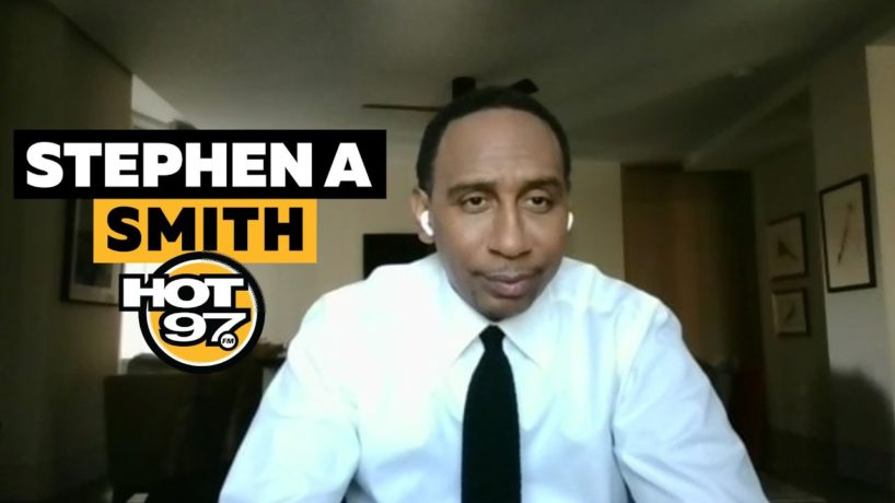 Stephen A. Smith On Ebro in the Morning