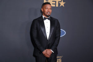 Jamie Foxx attends the 51st NAACP Image Awards, Presented by BET, at Pasadena Civic Auditorium on February 22, 2020 in Pasadena, California.