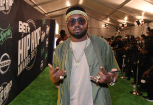 Singer Kranium attends the BET Hip Hop Awards 2017 at The Fillmore Miami Beach at the Jackie Gleason Theater on October 6, 2017 in Miami Beach, Florida.