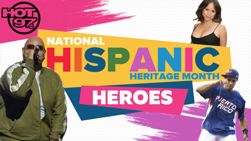 Hispanic Heritage Month Celebrates Heroes