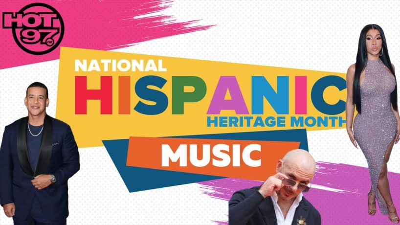 Hispanic Heritage Month - Celebrating The Music