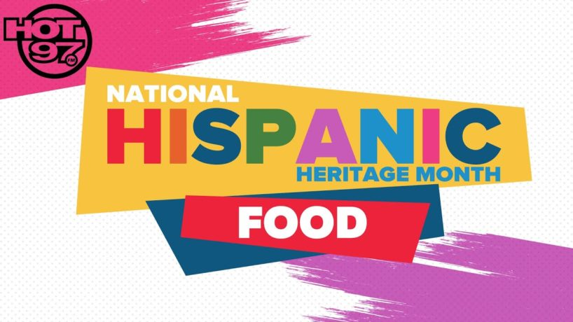Hispanic Heritage Month - Food