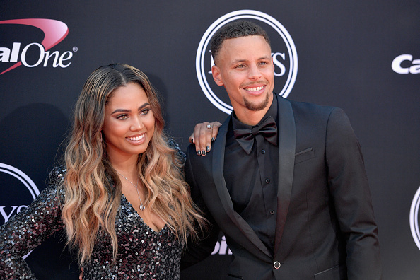 Steph Curry Defends Wife After Being Attacked Over New Hair Hot97
