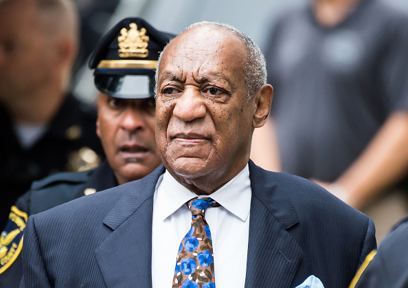 NORRISTOWN, PA - SEPTEMBER 24: Actor/stand-up comedian Bill Cosby arrives for sentencing for his sexual assault trial at the Montgomery County Courthouse on September 24, 2018 in Norristown, Pennsylvania.