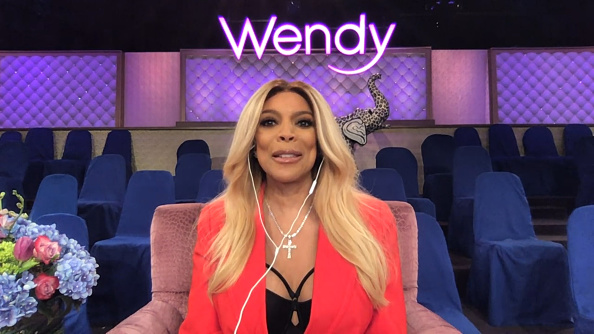 WATCH WHAT HAPPENS LIVE WITH ANDY COHEN @ HOME -- Episode 17152 -- Pictured in this screen grab: Wendy Williams --