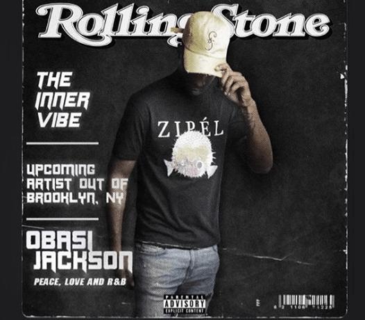 Obasi Jackson cover art