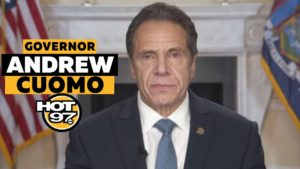 Gov. Andrew Cuomo On Ebro in the Morning