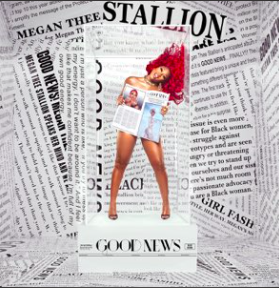 Megan Thee Stallion album cover
