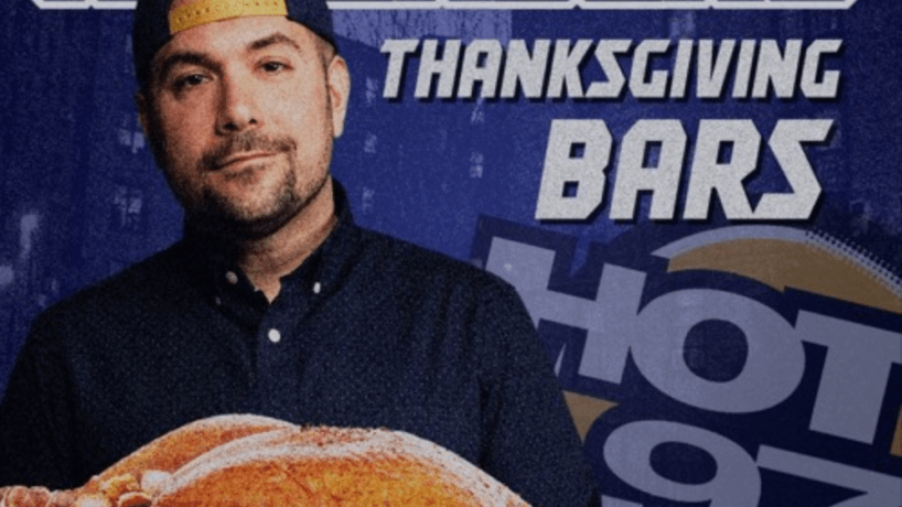 Rosenberg Thanksgiving Bars