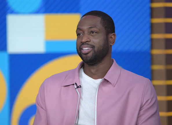 "Dwyane Wade is a guest on ""Good Morning America,"" Tuesday, February 18, 2020 on ABC. GMA20"