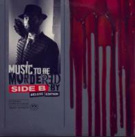 Eminem album cover