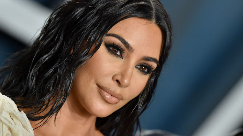 BEVERLY HILLS, CALIFORNIA - FEBRUARY 09: Kim Kardashian West attends the 2020 Vanity Fair Oscar Party hosted by Radhika Jones at Wallis Annenberg Center for the Performing Arts on February 09, 2020 in Beverly Hills, California.