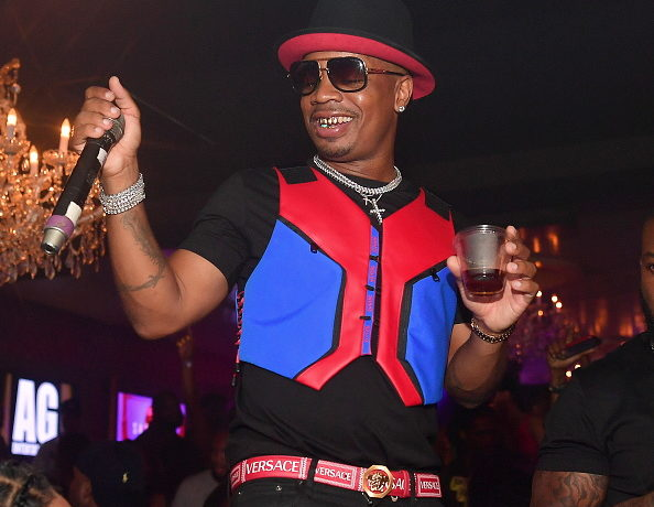 ATLANTA, GA - JULY 21: Rapper Plies attends a Party at Compound on July 21, 2019 in Atlanta, Georgia