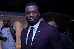 Executive Producer and Actor Curtis '50 Cent' Jackson attends the STARZ 'Power' Season Four Premiere at The Newseum on June 8, 2017 in Washington, DC.
