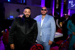 NEW YORK, NEW YORK - SEPTEMBER 12: DJ Khaled and Fat Joe attend Rihanna's 5th Annual Diamond Ball Benefitting The Clara Lionel Foundation at Cipriani Wall Street on September 12, 2019 in New York City.