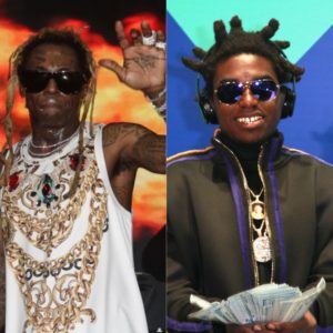 Lil Wayne & Kodak Black Pardoned By Trump
