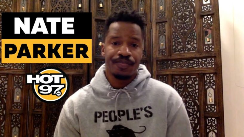 Nate Parker On Ebro in the Morning
