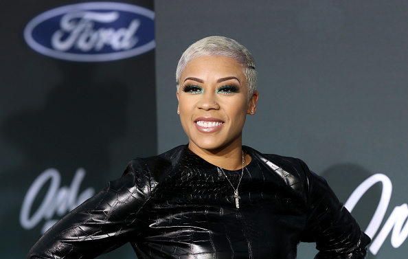 LAS VEGAS, NEVADA - NOVEMBER 17: Keyshia Cole attends the 2019 Soul Train Awards at the Orleans Arena on November 17, 2019 in Las Vegas, Nevada.