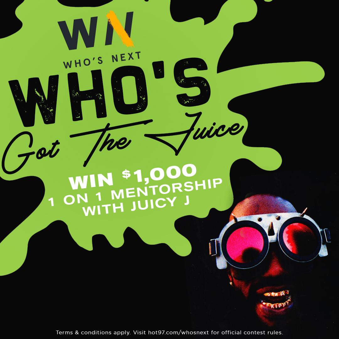 Juicy J Contest Graphics - Artist