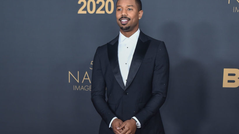 PASADENA, CALIFORNIA - FEBRUARY 22: Michael B. Jordan attends the 51st NAACP Image Awards at the Pasadena Civic Auditorium on February 22, 2020 in Pasadena, California.