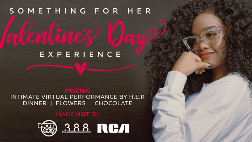 Valentine's Day With H.E.R.