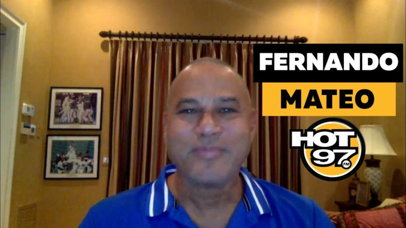 Fernando Mateo On Why He Is Running For Mayor