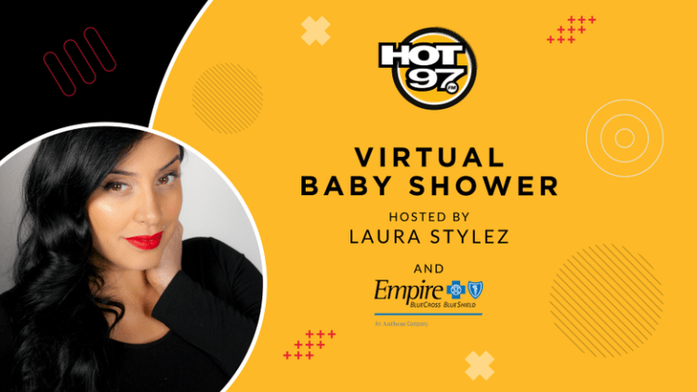 Virtual Baby Shower Hosted By Laura Stylez Presented By Empire BCBS