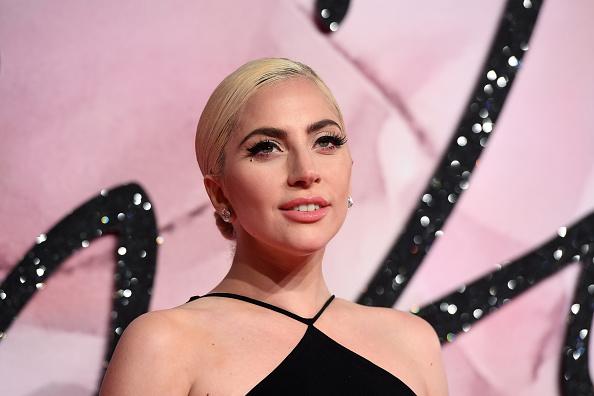 LONDON, ENGLAND - DECEMBER 05: Singer Lady Gaga attends The Fashion Awards 2016 on December 5, 2016 in London, United Kingdom.