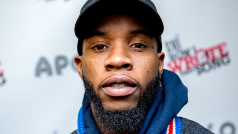 NEW YORK, NY - JANUARY 27: Tory Lanez discusses his creative process during BMI's How I Wrote That Song 2018 on January 27, 2018 in New York City.