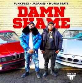 Funk Flex x Jadakiss Damn Shame cover