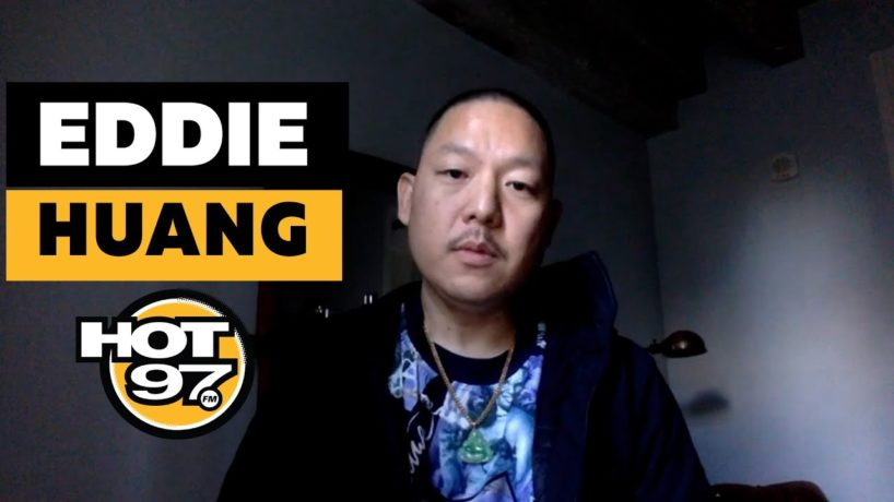 Eddie Huang On Ebro in the Morning