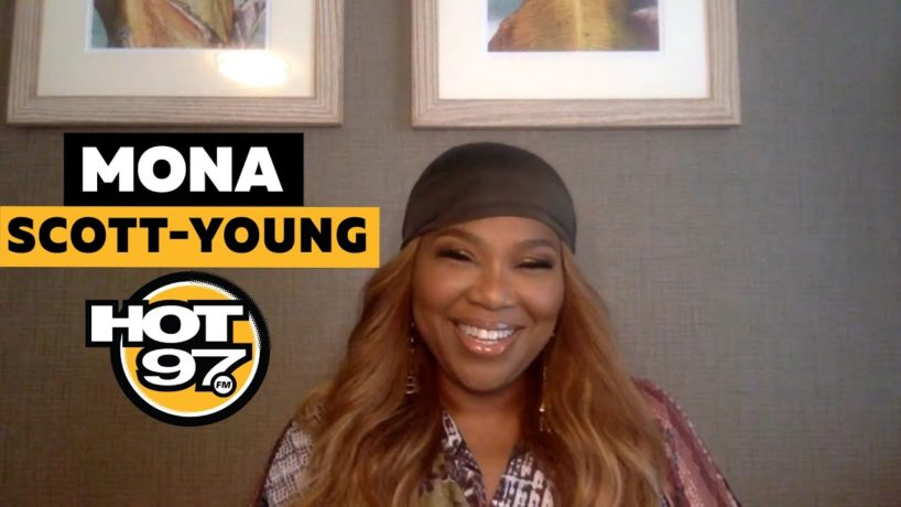Mona Scott-Young On Ebro in the Morning