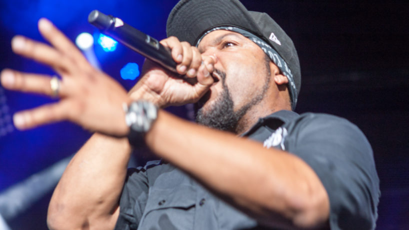 Ice,Cube,Hip,Hop,Legend,Attends,The,2016,One,Music