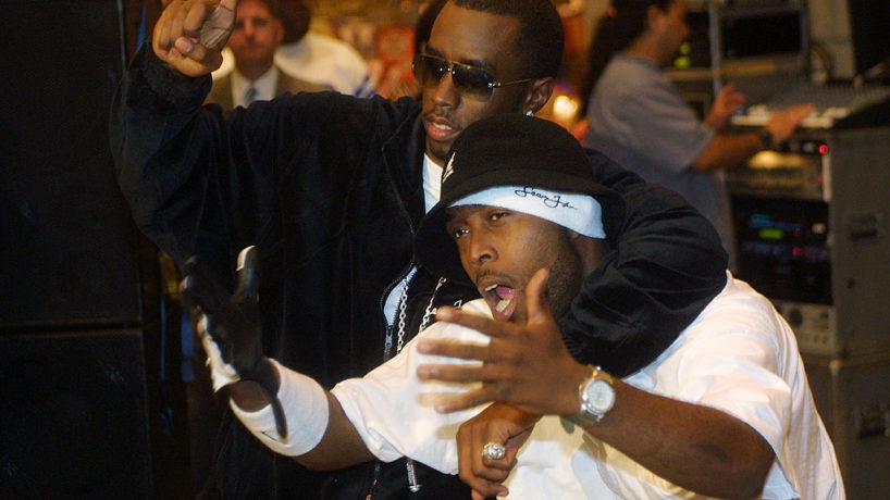 Black Rob x Diddy