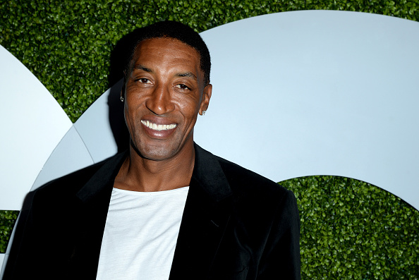 LOS ANGELES, CA - DECEMBER 04: Retired professional basketball player Scottie Pippen attends the 2014 GQ Men Of The Year party at Chateau Marmont on December 4, 2014 in Los Angeles, California.