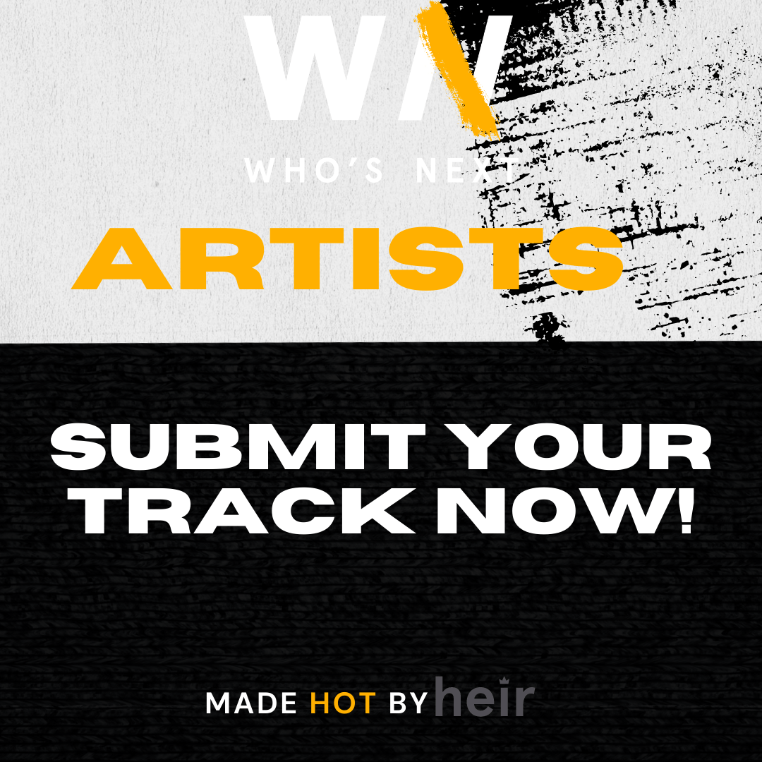Submit Your Track Now!