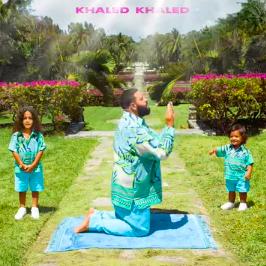 DJ Khaled Album cover